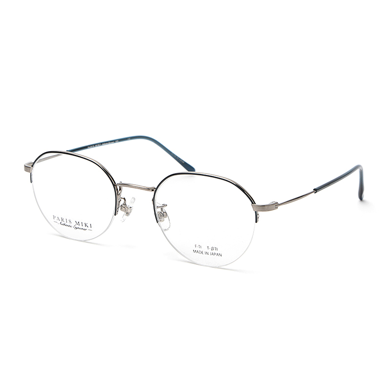 PARIS MIKI Authentic Eyewear 025 ライトグレー/ブルー