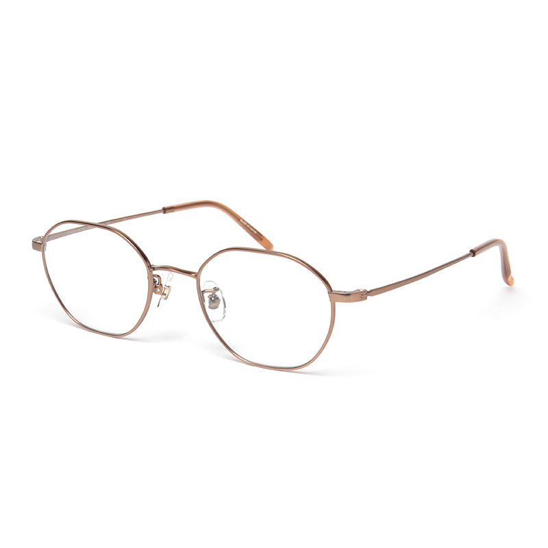 PARIS MIKI Authentic Eyewear 036 ブラウンマット 48