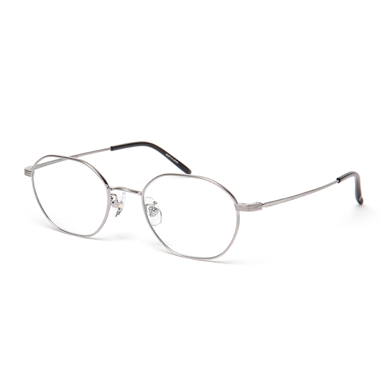 PARIS MIKI Authentic Eyewear 036 ライトグレー 50