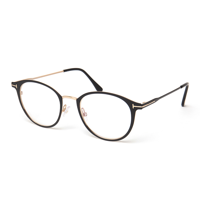 TOM FORD FT5528B 002 ブラック/CLE