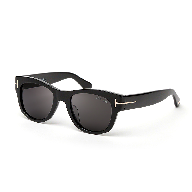 TOM FORD FT0058F 01A ブラック
