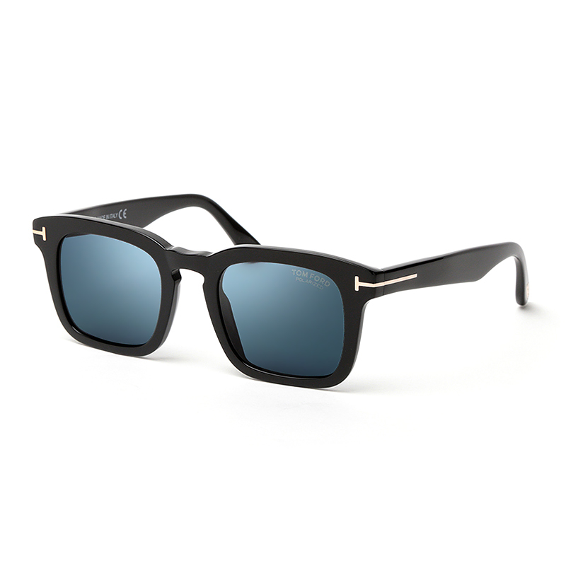 TOM FORD FT0751 01V ブラック