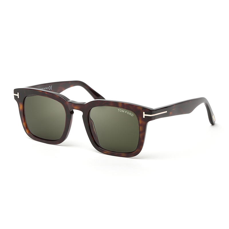 TOM FORD FT0751 52N ハバナ